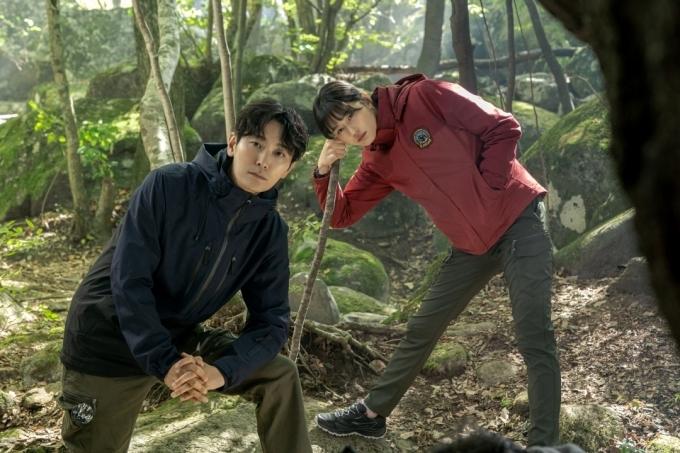 '지리산' [사진=tvN]